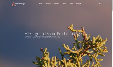 Trifect Design website
