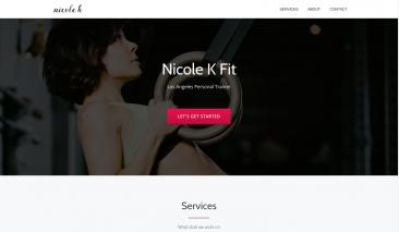 Nicole K Fit